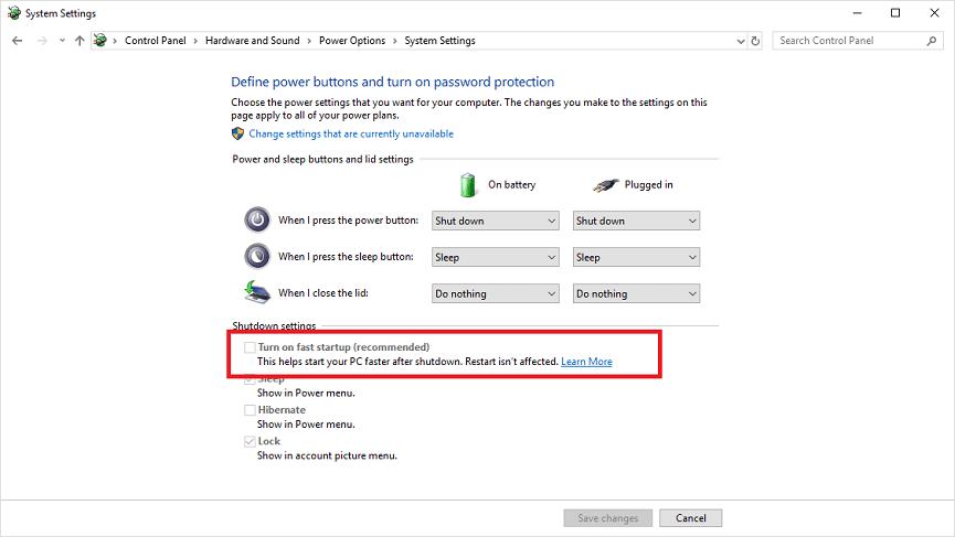 Windows 10 Salasanan Poisto